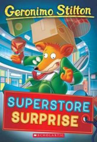 Geronimo Stilton #76 Superstore Surprise