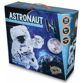 Giant Floor Puzzle 36pc Astronaut