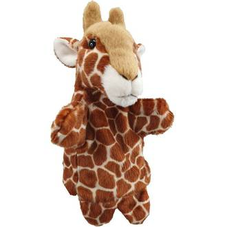 Antics Wild Ones Giraffe Hand Puppet