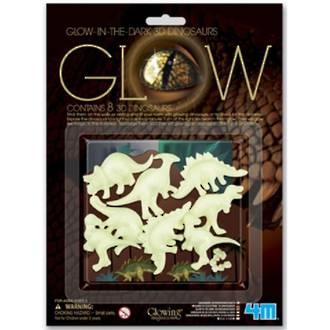 Glow In The Dark, 3D Dinosaur