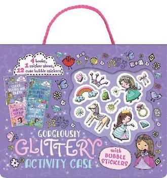 Gorgeous Glittery Activity Case