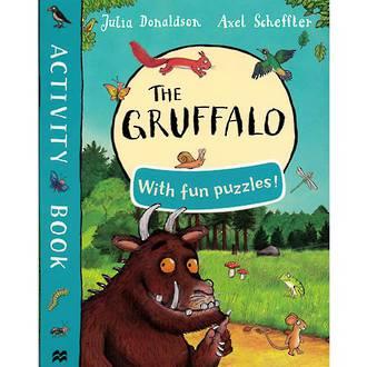 Gruffalo Activity Book
