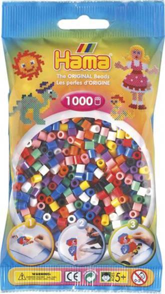 Hama Beads 1000 Everything mix H207-68