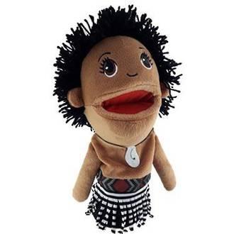 Hand Puppet Maori Boy (30cm)