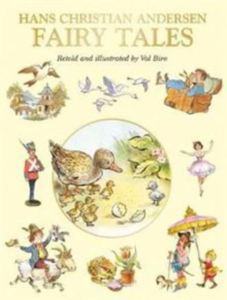 Hans Christian Andersen Fairy Tales (hardback)