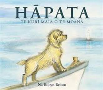 HAPATA Te Kuri Maia O Te Moana (Herbert the Brave Sea Dog)
