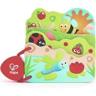 Hape Baby's Bug Book