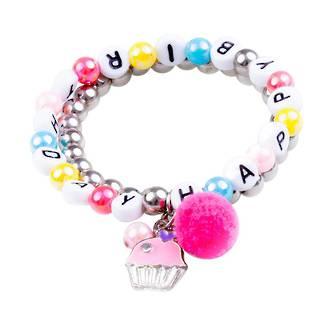 Happy Birthday Bracelet Set