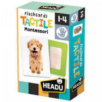 Headu Flashcards Tactile Montessori