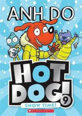 Hotdog #9!: Snow Time!