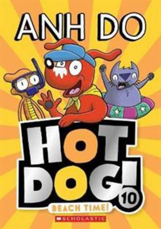 Hotdog #10 Beach Time!