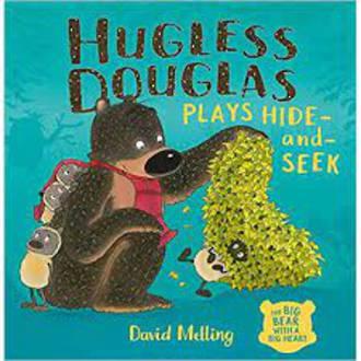 Hugless Douglas Plays Hide & Seek