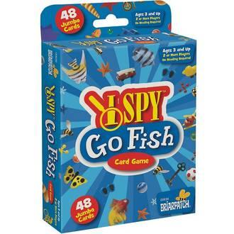 I Spy Go Fish Card Game