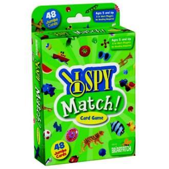 I Spy Match Card Game