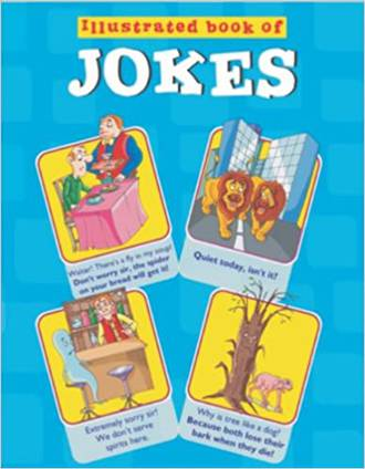 Illustrated Book of Jokes