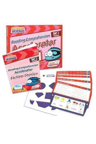 Smart Tray Reading Comprehension Accelerator Set 1