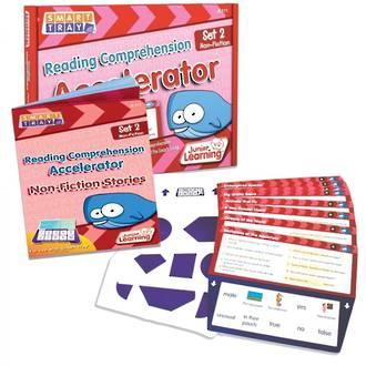 Smart Tray Reading Comprehension Accelerator Set 2