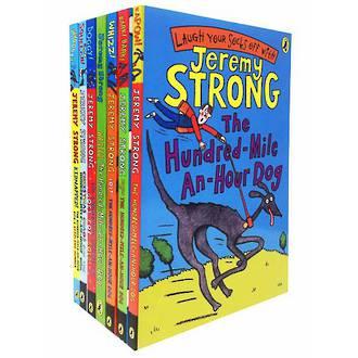 Jeremy Strong 7 Book Set