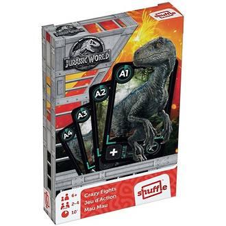 Jurassic World Crazy Eights