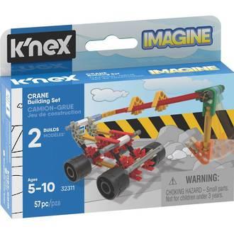 K'nex Crane Building Set