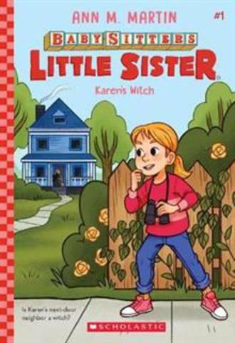 Babysitters - Little Sister Karen's Witch