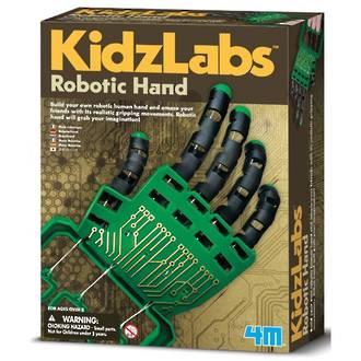 Kidz Labs, Robotic Hand