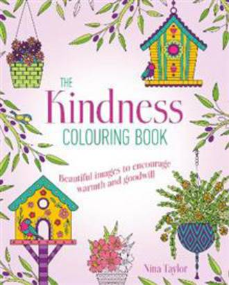 The Kindness Colouring Book