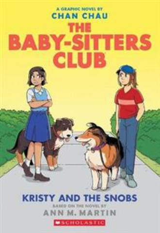 The Baby-Sitters Club  Kristy and the Snobs