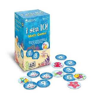 I sea 10 - Maths game