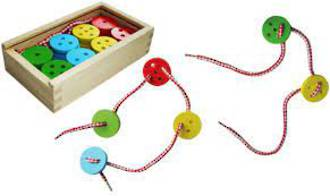 Fun Factory 40pc Lacing Buttons