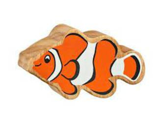 Lanka Kade Wooden Clown Fish