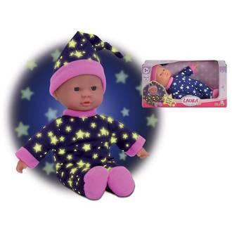 Laura Little Star 20cm Glow In The Dark Baby Doll