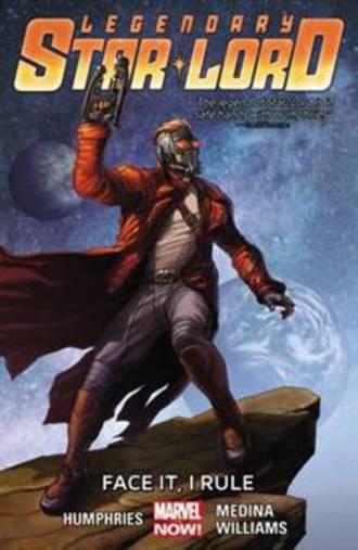 Legendary Star-lord Volume 1
