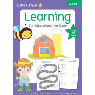 Little Genius Learning Workbook