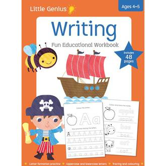 Little Genius Writing Workbook