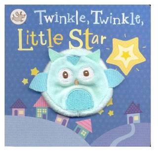 Little Me Finger Puppet Twinkle Twinkle Little Star