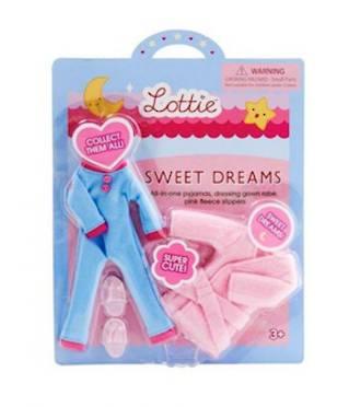 Lottie Doll Accessories - Sweet Dreams