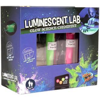 Luminescent Lab: Glow Science Chemistry