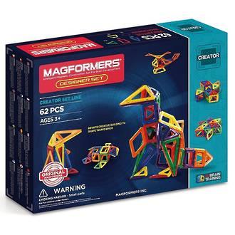 Magformers Designer Set (62pcs)