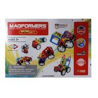 Magformers WOW – 16 Piece Set