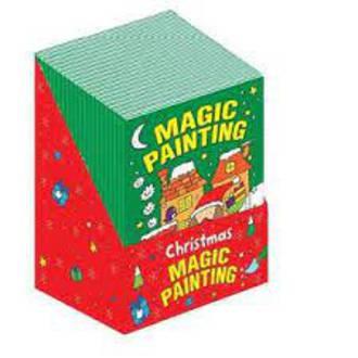 Christmas Magic Painting