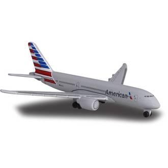 Majorette Airplanes Boeing 787-9 American