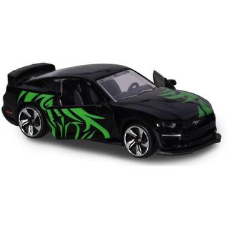 Majorette Ford Mustang GT Green Deco