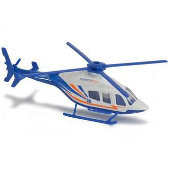 Majorette Helicopter Bell 429 Mercy Flight