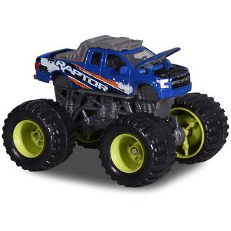 Majorette Monster Rockerz Ford F150 Raptor Blue