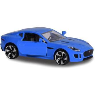 Majorette Premium Cars Jaguar F-type R Blue