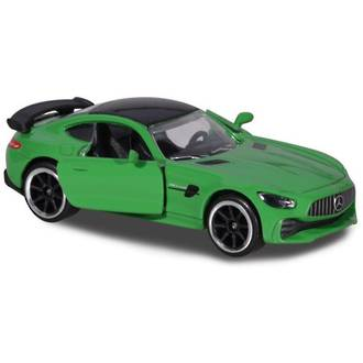 Majorette Premium Cars Mercedes-AMG GTR Green