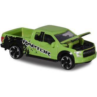 Majorette Racing Cars Ford Raptor Green