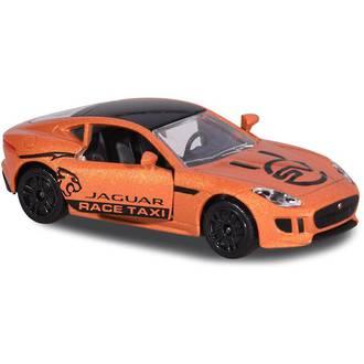 Majorette Racing Cars Jaguar F-Type R Orange