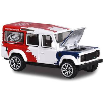 Majorette Racing Cars Land Rover Defender 110